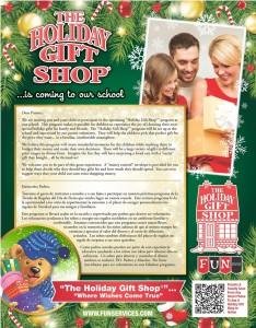 Gift Shop Letter